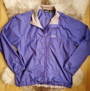 Patagonia | Purple Polyester Windbreaker Jacket